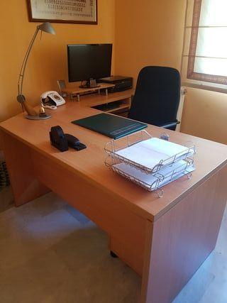 Escritorio Completo más silla despacho/oficina
