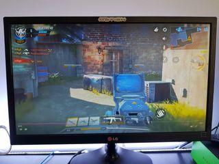 Monitor LG 22M45HQ-B
