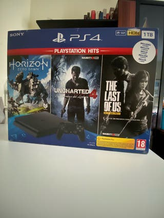 Play Station Ps4 1 TB
