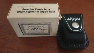 Antigua funda Zippo, Made in USA, original
