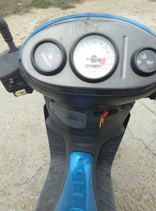 scooter-suzuki katana49cc