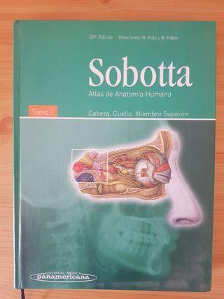 Atlas de anatomoia Sobotta