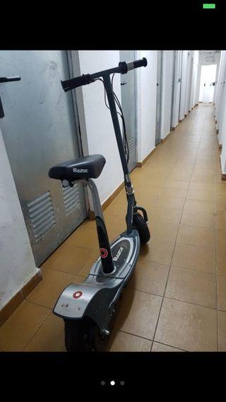 patinete eléctrico razor