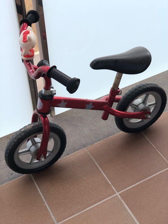 Bicicleta niños/as
