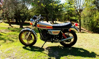 Ossa Yankee 500 Moto Clasica