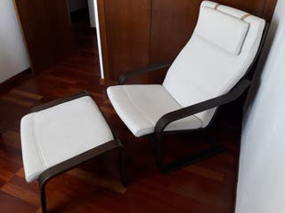 Sillon + Reposapies