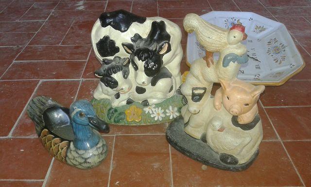 Varios Objetos de decoración