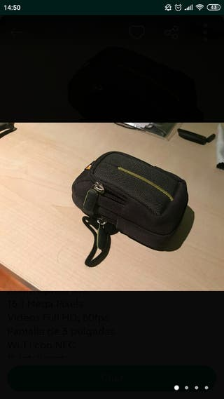 cámara de fotos canon sx700hs wifi