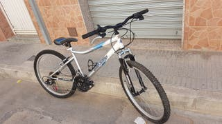 bicicleta de niño seminueba