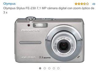 Cámara de fotos Olympus FE-230