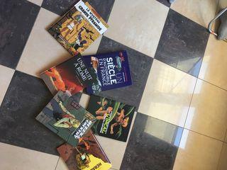 Francés libros y cómics adultos
