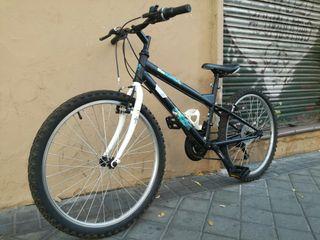 Bicicleta montaña nios 8 a 12 años