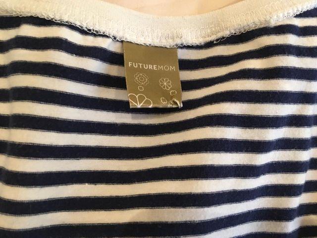 camiseta lactancia prenatal manga corta