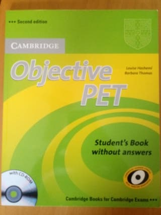 objective Pet Cambrige Student Book