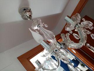 lámpara de lagrimas