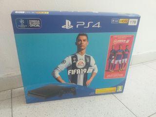 consola PS4 1 tb