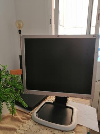 monitor hp de oficina