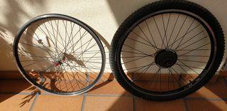 ruedas para bicicleta 26