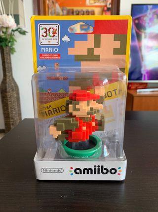 Amiibo Mario 8bits