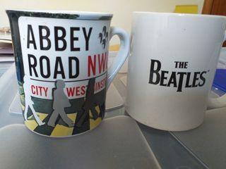Las 2 tazas The Beatles por 7€
