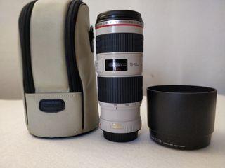 Canon 70-200 F4 L IS USM Estabilizador