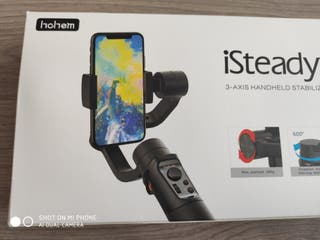 Gimbal Estabilizador Hohem iSteady Mobile