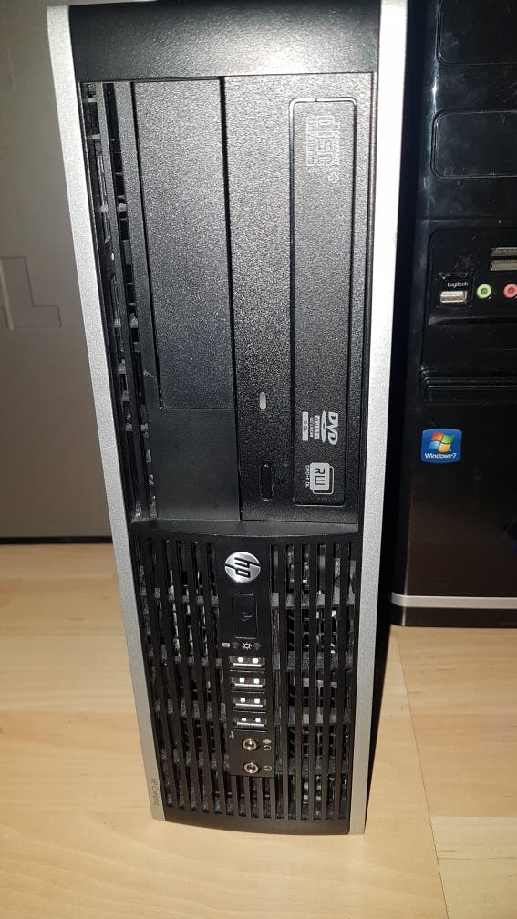 HP Compaq 8200 elite Intel Core i5 desktop