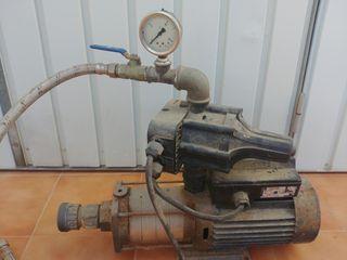 motor para deposito de agua