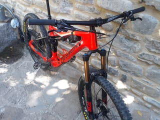 Orbea occam am Carbono