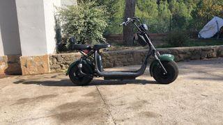 Moto eléctrica Harley