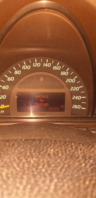 Mercedes-Benz Classe C (203) 2002