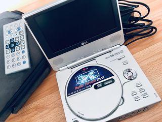 DVD portátil LG