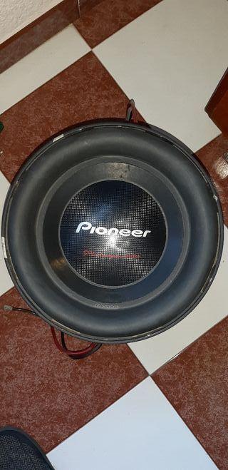 subwoofer pioneer