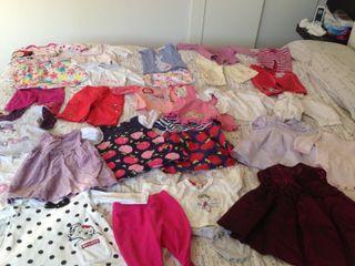 Lote ropa de bebe