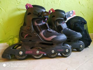 patines línea femenino