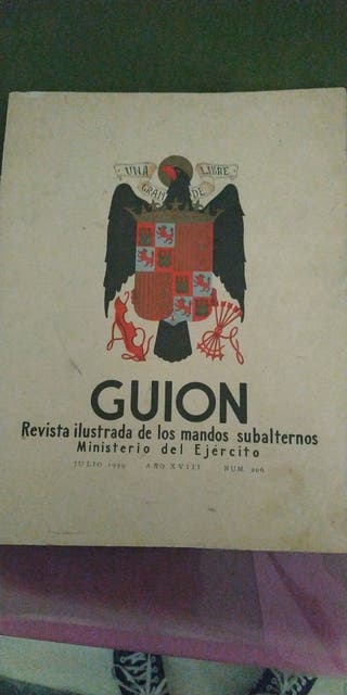 revista guión ilustrada subalternos