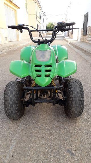 Quad 49cc.