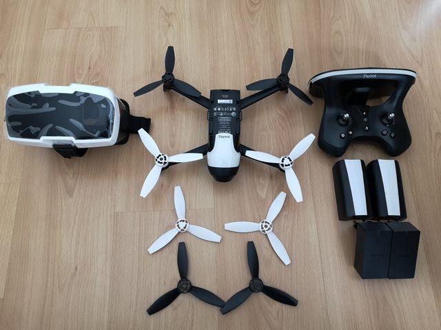 Dron Parrot Bebop 2 + Accesorios