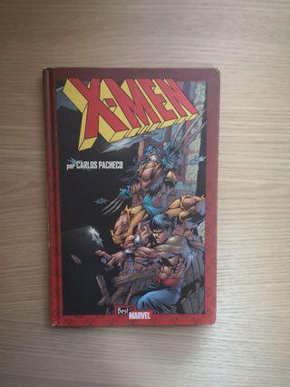 Tomo cómic X-men Operación Tolerancia Cero