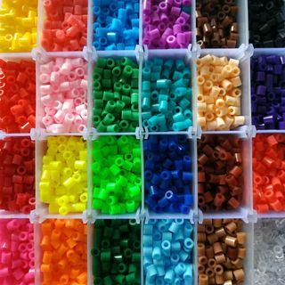 Encargos de figuras hamma beads