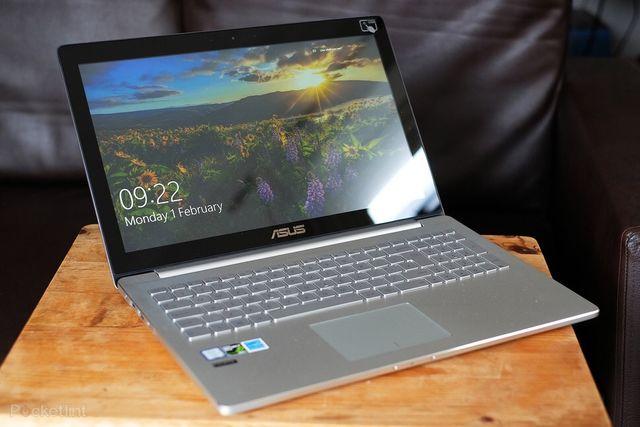 Portátil Asus Zenbook Pro