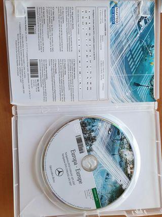 DVD navegador comand aps 2007