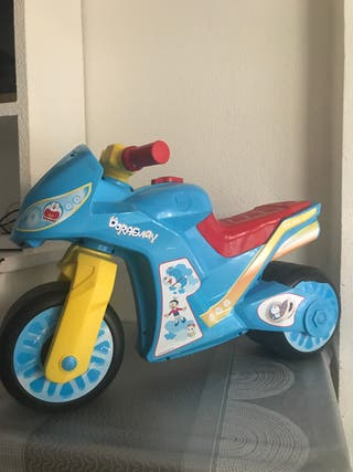 Doraemon scooter