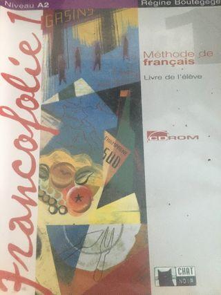 Libro de francés 1bach