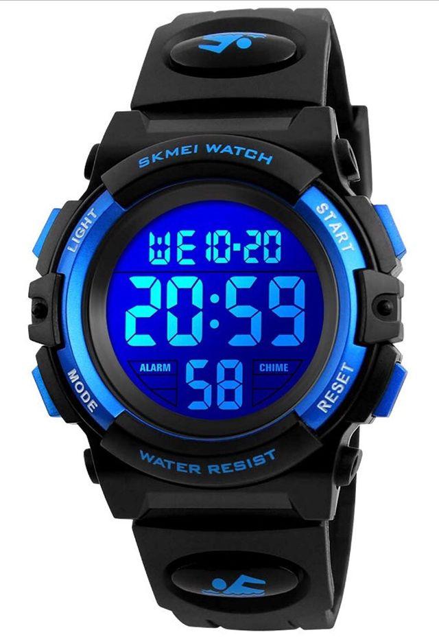 Kids Boys Digital Watch
