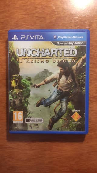 UNCHARTED PS VITA