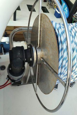 Maquinilla de ancla de fondo eléctrica