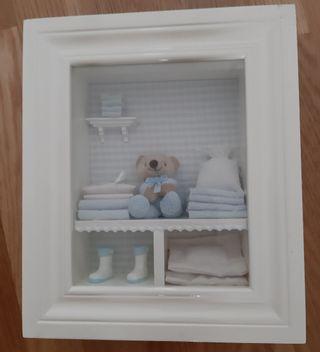 2 Cuadros habitación bebé