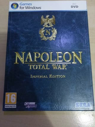NAPOLEON TOTAL WAR IMPERIAL EDITION