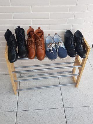 Range chaussure
